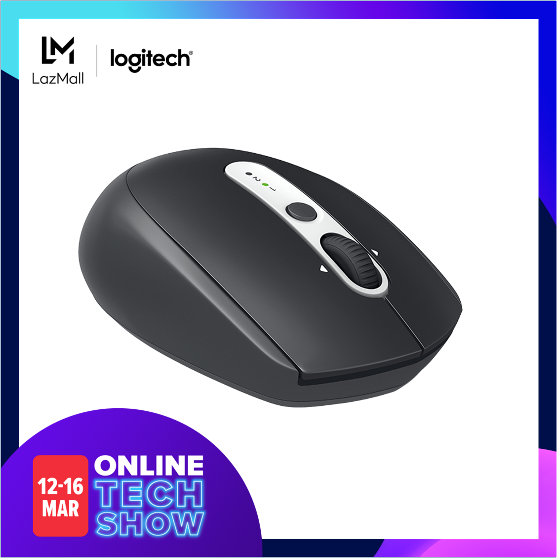 Logitech Wireless Mouse M585 w/ FLOW
