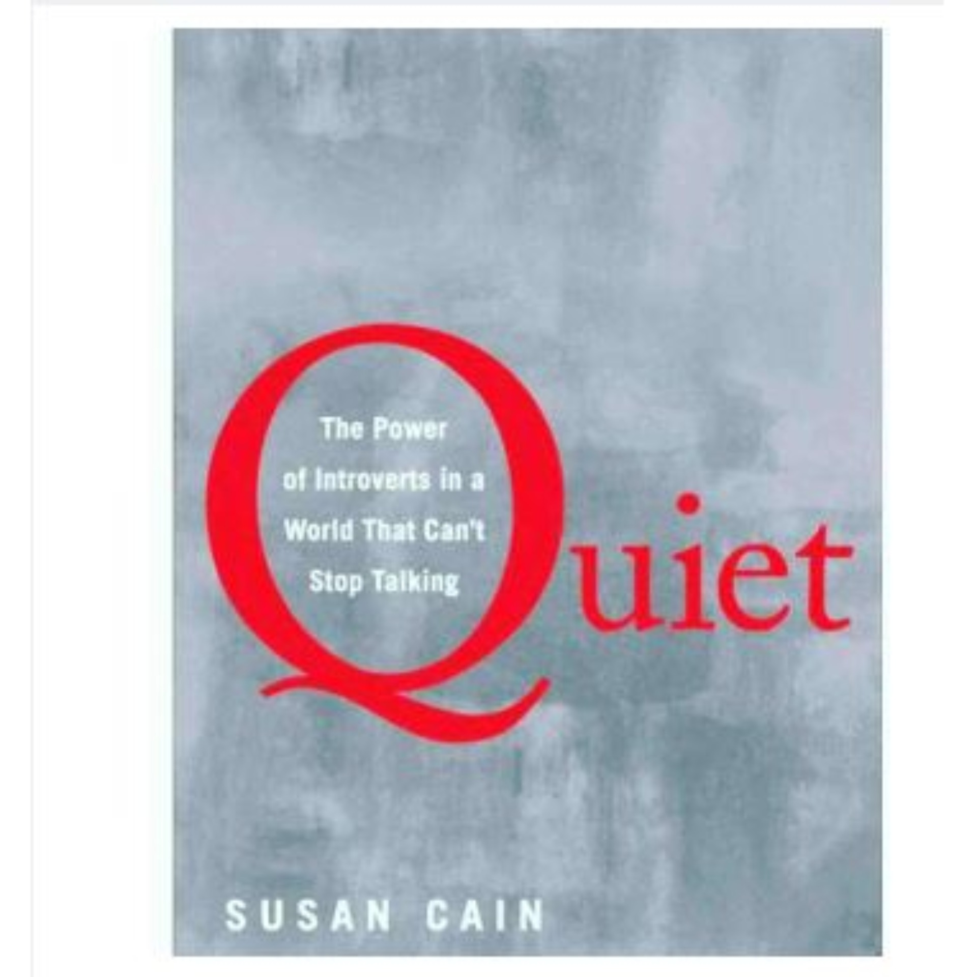 Quiet: The Power of Introvert By Susan Cain Ebook
