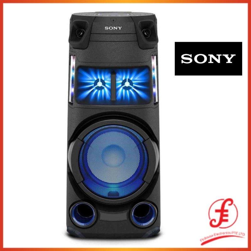 Sony MHC-V43D/ V43D MHC-V73D High Power Audio System with BLUETOOTH Technology (43D MHC43D 73D MHCV73D) Singapore