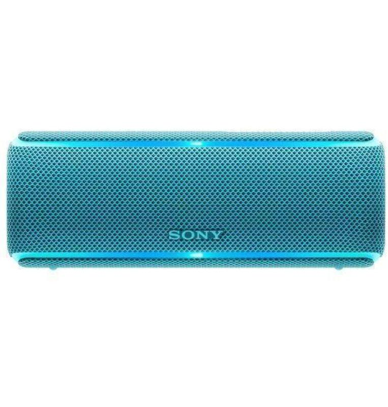Sony EXTRA BASS SRS-XB21 Bluetooth Portable Speaker - Blue Singapore