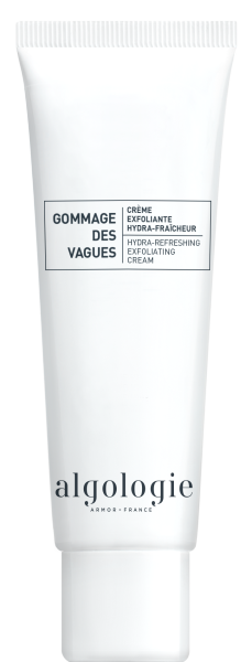Buy ALGOLOGIE VAGUES - HYDRA PLUS - Hydra-Refreshing Exfoliating Cream | Removes Dead Cells, Soft & Smooth Skin, Refreshing Skin, Singapore