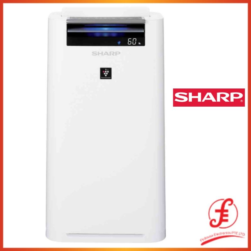 SHARP KC-G40E AIR PURIFIER + HUMIDIFIER WITH HEPA FILTER AND HAZE MODE (40 KCG40E) Singapore