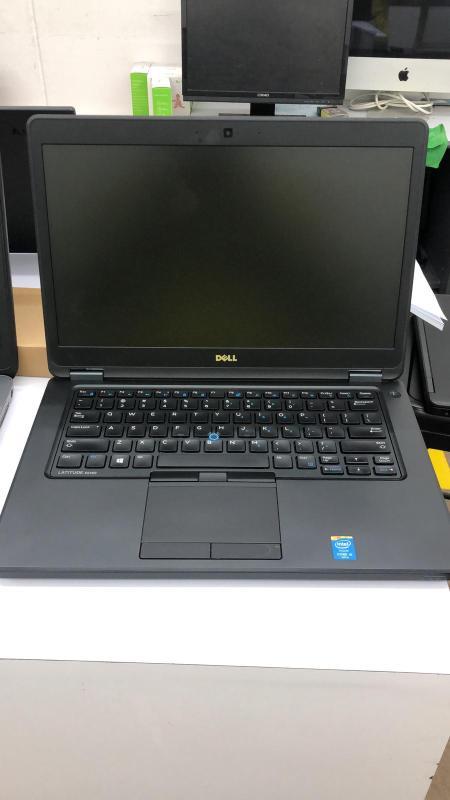 DELL LATITUDE E5450 (BEST USED LAPTOP FOR OFFICE)DELL LATITUDE E5450 I7-5TH GEN 8GB RAM,500GB HDD WINDOWS 10 PRO