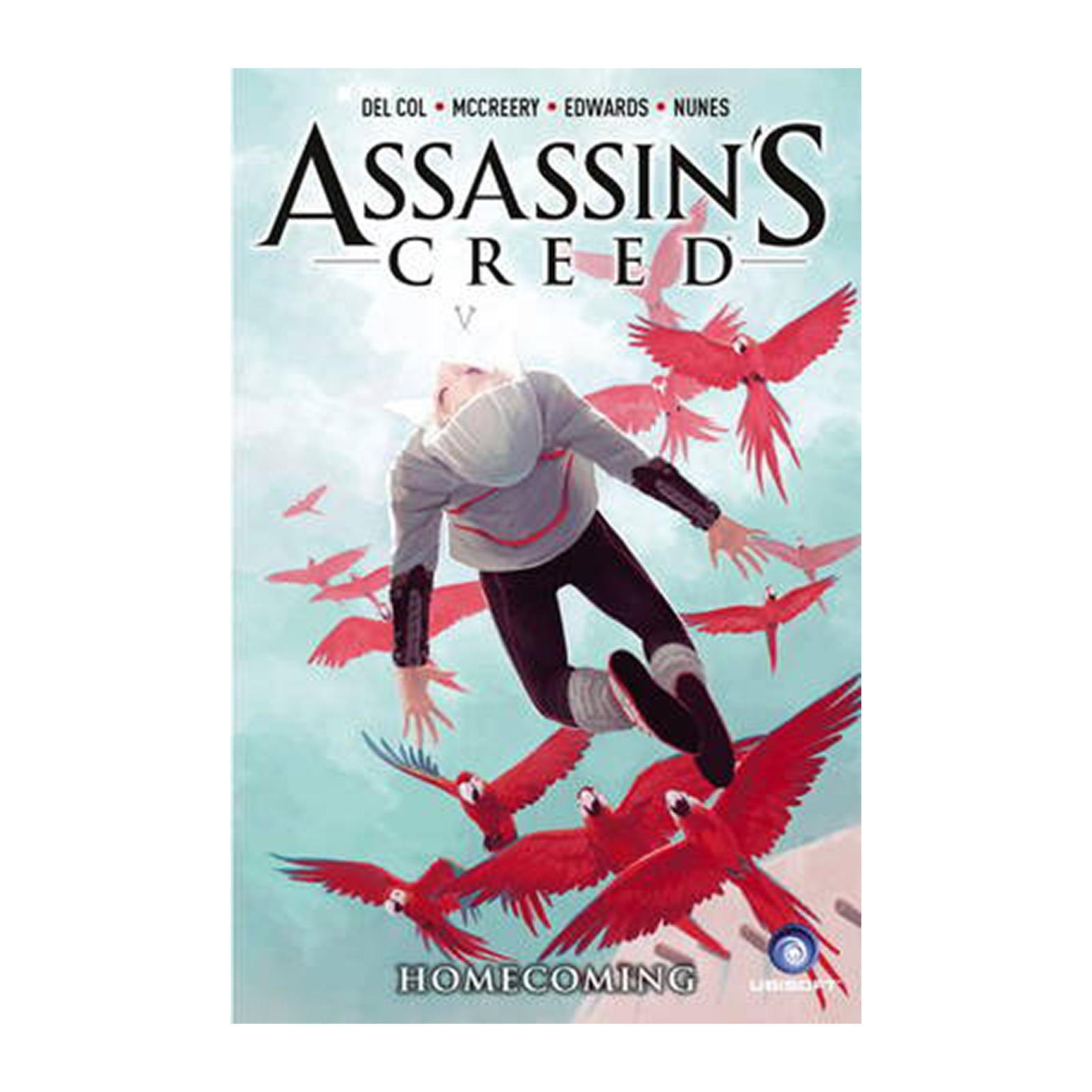 Assassins Creed: Homecoming (Paperback)