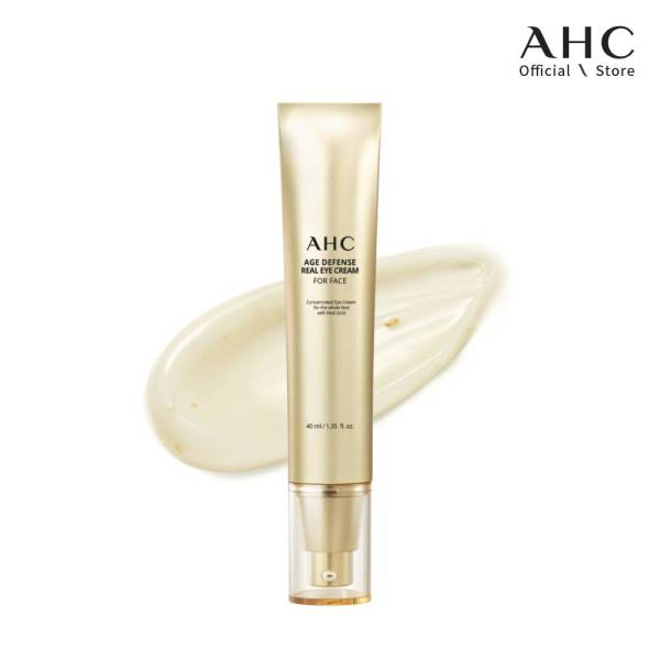 Buy AHC Age Defense Real Eye Cream for Face 40ml Singapore