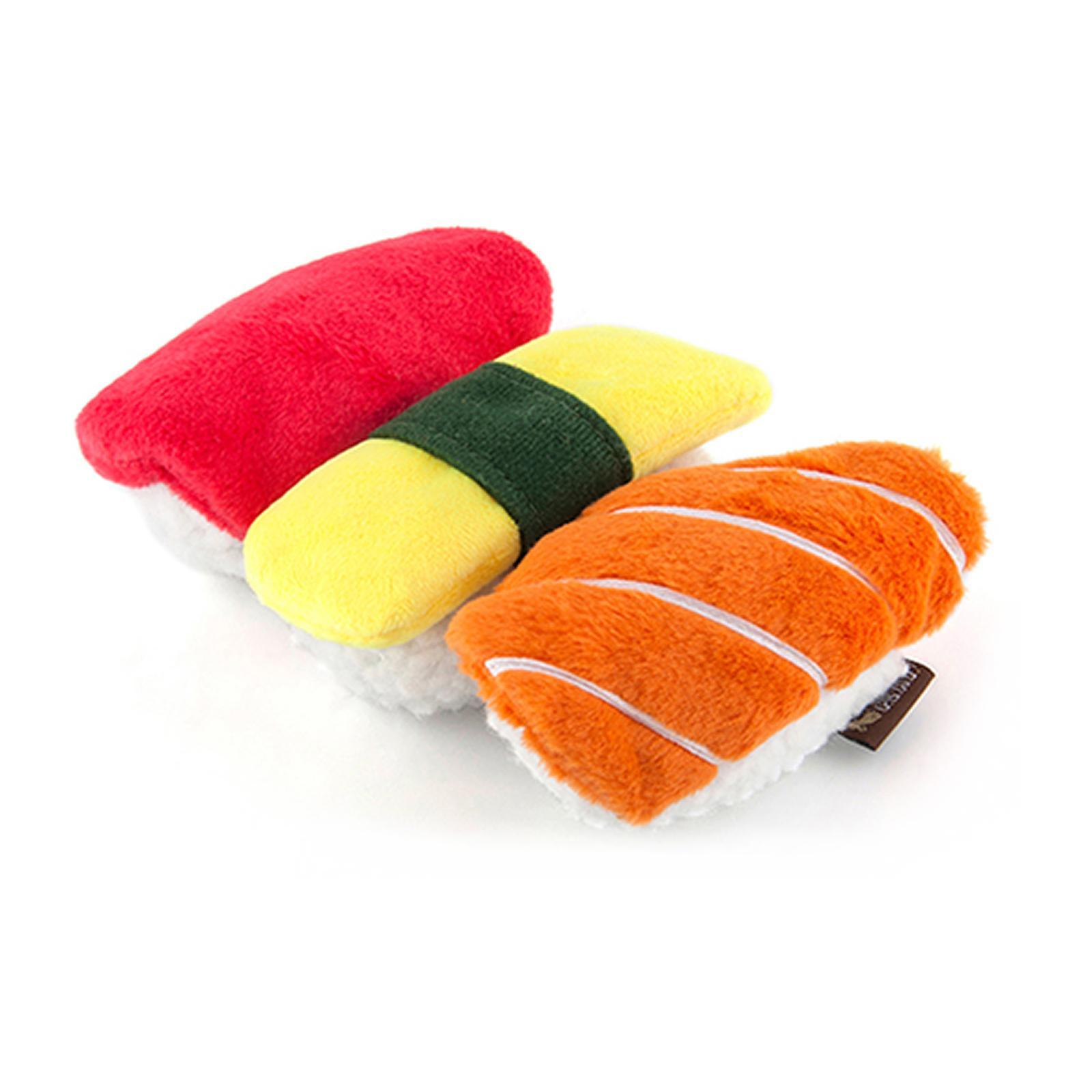 Ginger and Bear Dog Toy - The International Classic : Sushi