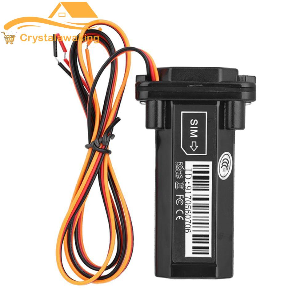 ST-901 Global GPS Tracker Real Time AGPS Locator for Car Motorcycle Vehicle