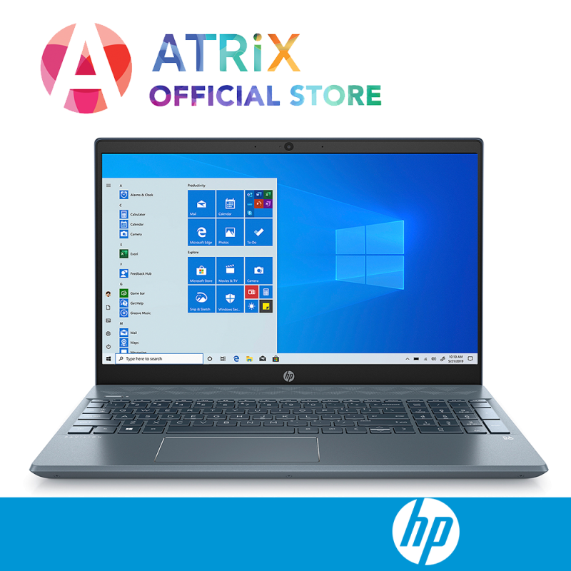 """【Same Day Delivery】HP Pavilion Laptop 15-cs3018TX〖FREE $50 CapitaVoucher〗15.6"""" FHD   i7   8GB RAM   SSD 512GB   MX250 2GB   Ready stock, Ship out today"""