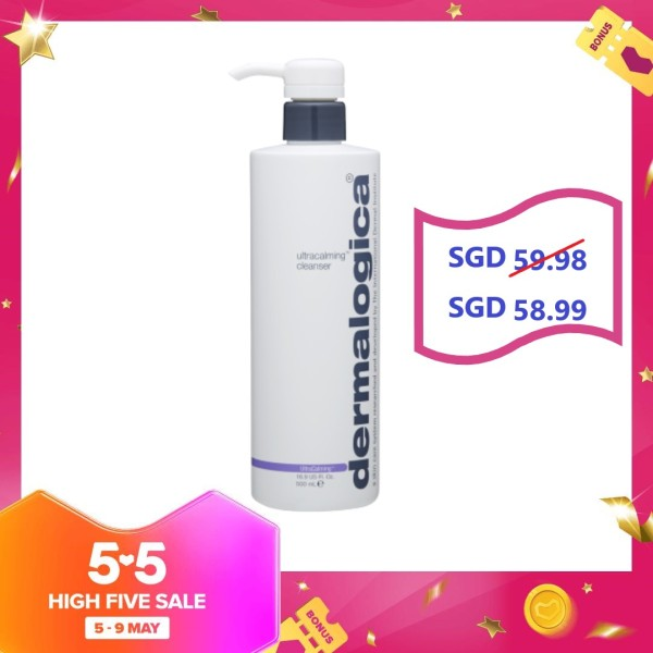 Buy Dermalogica UltraCalming Cleanser 16.9oz 500ml Singapore