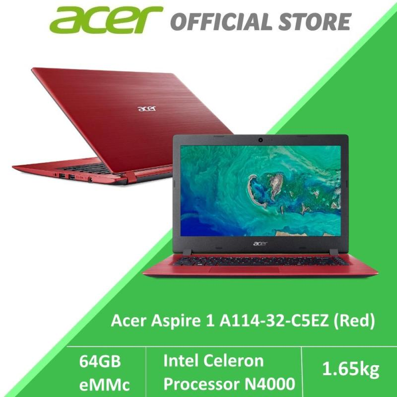 Acer Aspire 1 A114-32-C5MA (Red) Laptop