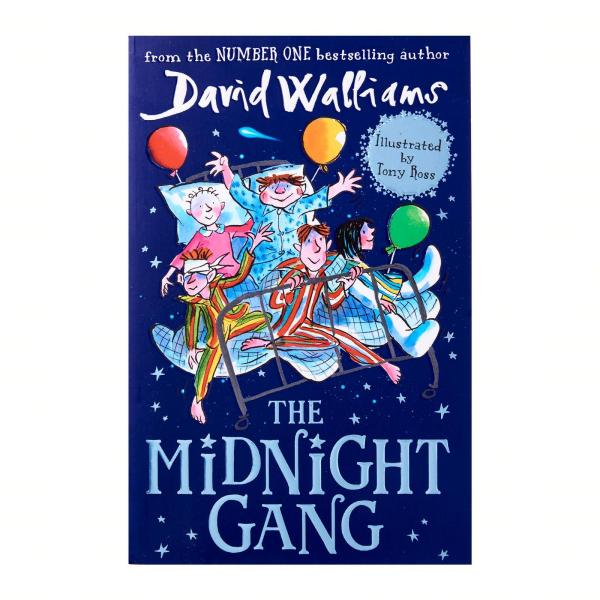 The Midnight Gang Books