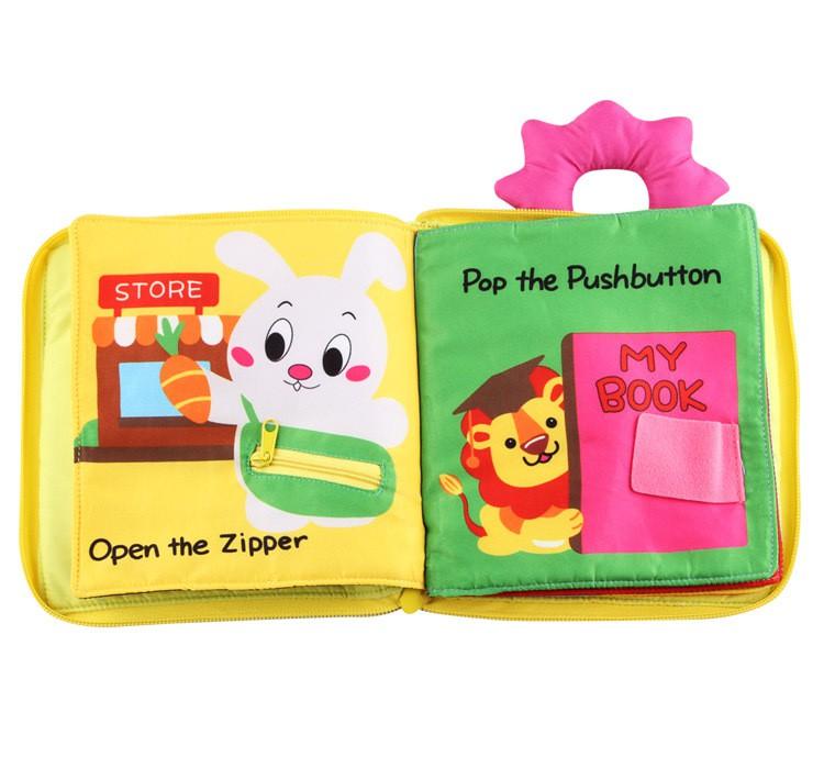 Baby Book Self Learning [SG Seller]