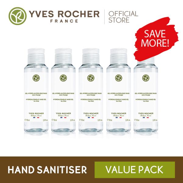 Buy Yves Rocher Hand Sanitiser Family Pack 5 x 100ml Singapore