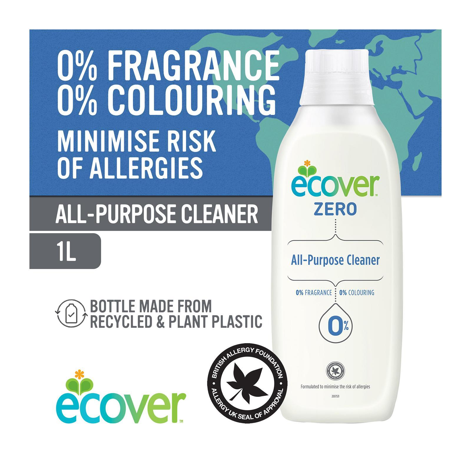 ECOVER Zero All Purpose Cleaner - By Corlison