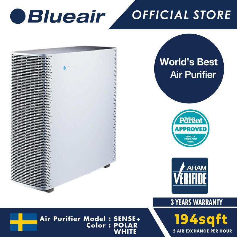 Blueair Air Purifier Sense+ (Polar White) Singapore