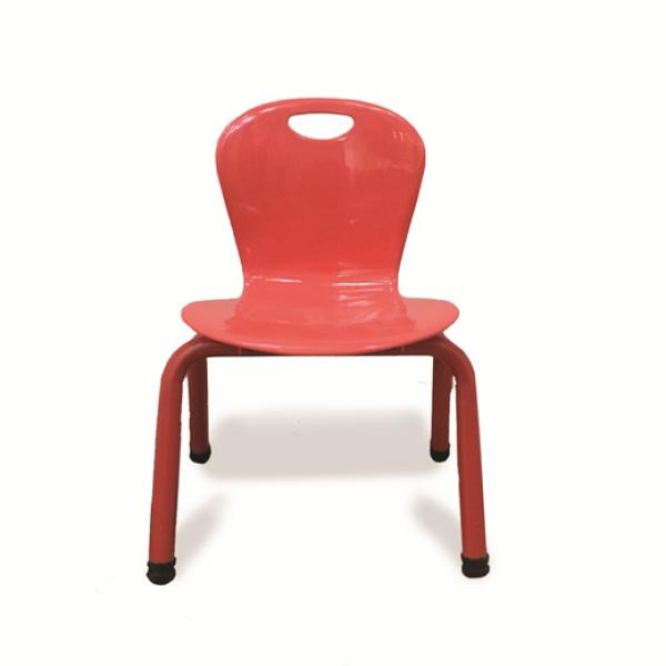 Kindergarten Children Chair  II - Strong and Durable with Metal Legs