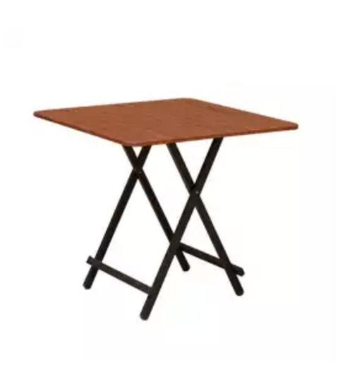 MISSHER Midfold Foldable Table 80cm (w) x 80 cm (b) x 74 cm (h)