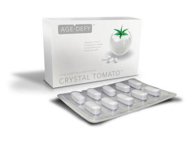 Buy Crystal Tomato 水晶番茄美白丸 Whitening Supplements. Doctors Recommend 医生推荐 Singapore