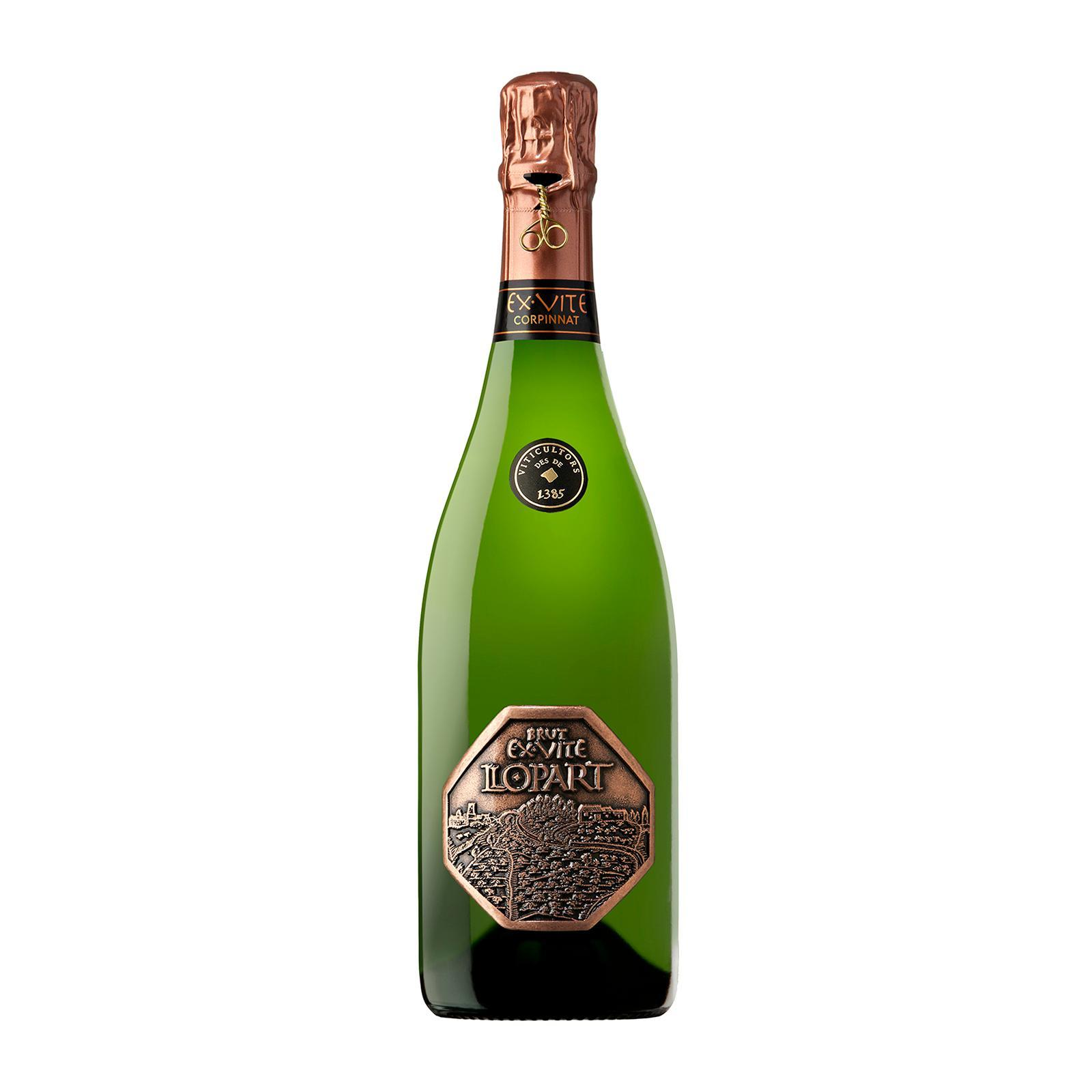 Llopart 1887 Ex Vite Brut Gran Reserva Cava 2010 Organic Spanish Wine - By TANINOS