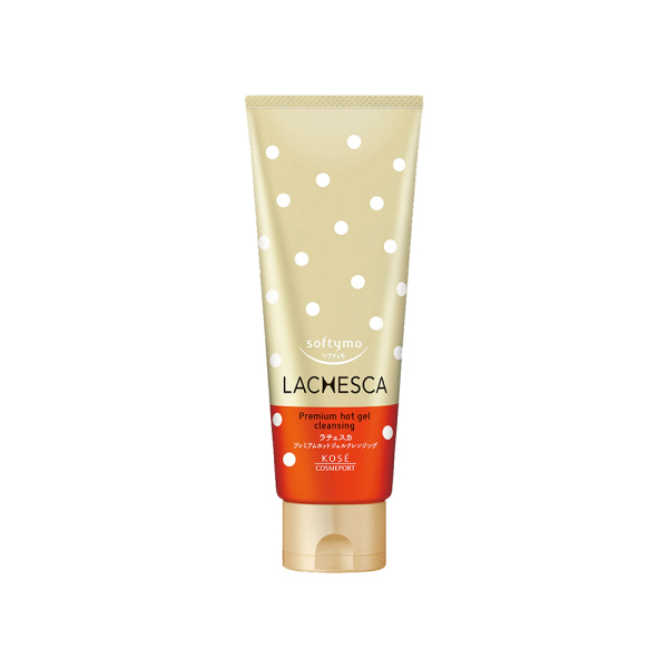 Buy KOSE COSMEPORT Softymo Lachesca Premium Hot Gel Cleansing 200g Singapore