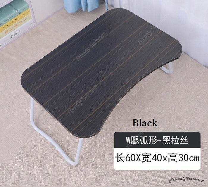 Foldable Portable Computer Laptop Table Multi-Purpose Bed Room Minimalist