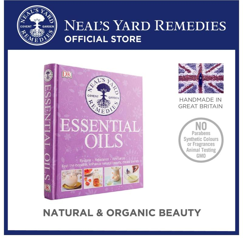Buy Neals Yard Remedies Essential Oils Book NYR Singapore