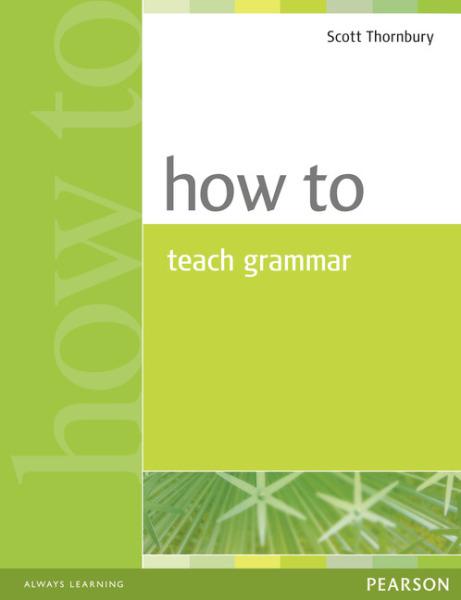 How to Teach Grammar (Paperback)