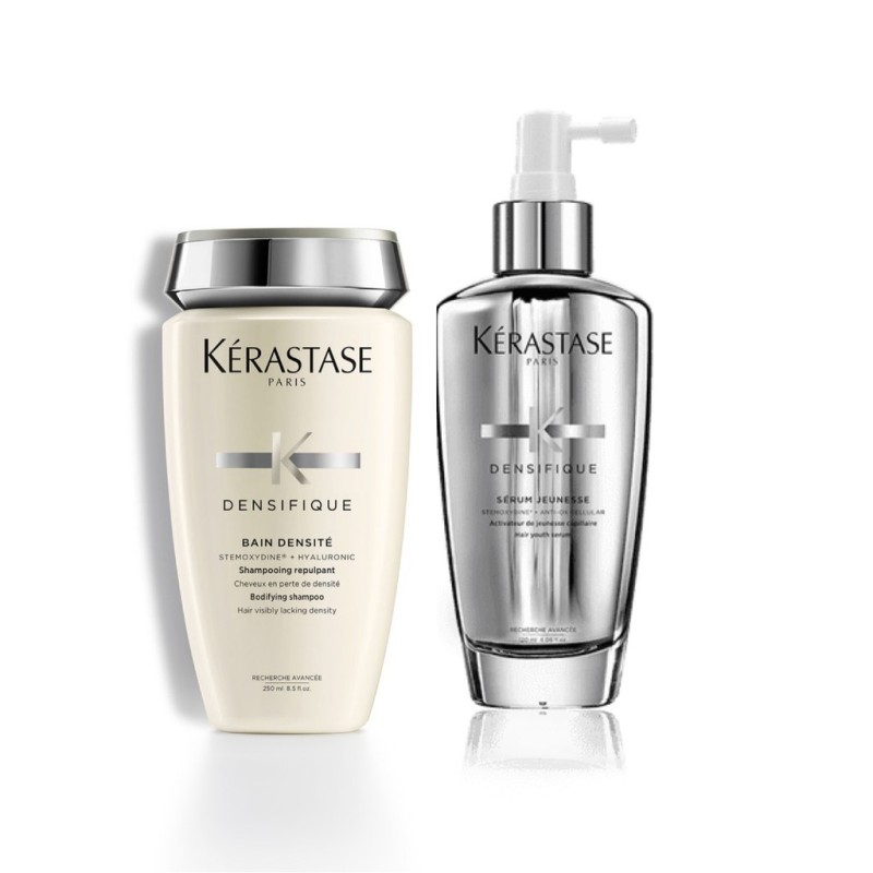 Buy 11.11 Kerastase Densifique Kit (Bain Densite 250ml + Serum Jeunesse 100ml + 1 Free Travel Size Masque Singapore