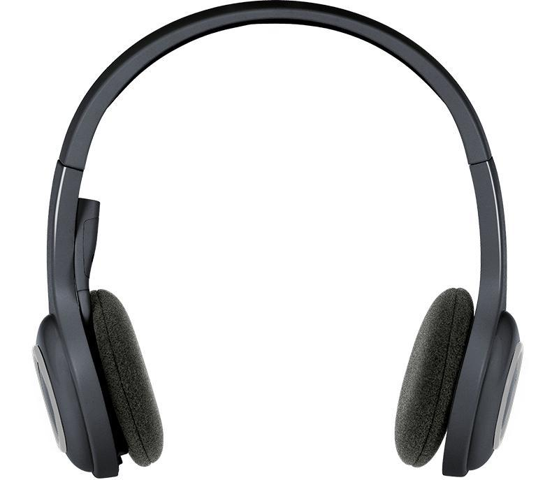 Logitech H600 Wireless Headset with Noise Cancelling Mic and On-ear Headphones Singapore