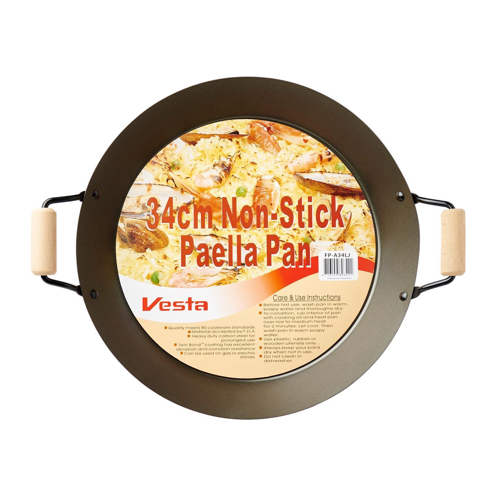 Vesta Japan Paella Pan - 16cm