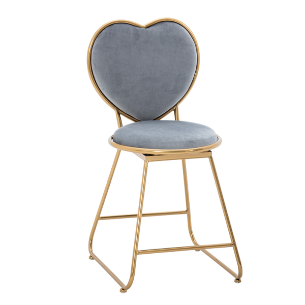 [Free Delivery] Luxurious Fancy Makeup Dressing Stool