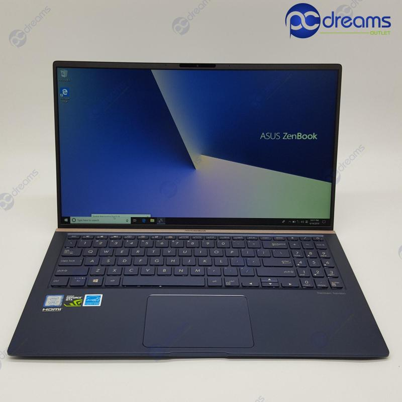 ASUS ZENBOOK UX533FD-A8067T i7-8565U/16GB/512GB PCIe SSD/GTX1050 MAX Q [Premium Refreshed]