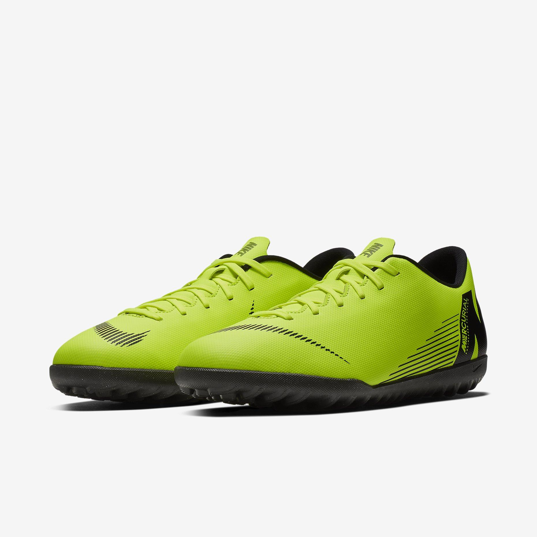 big sale ed61c 14df1 NIKE MERCURIALX VAPOR12 CLUB TURF SHOES