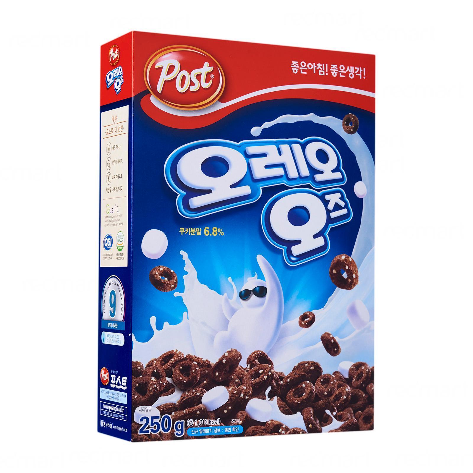 Post Oreo O's With Marshmallow