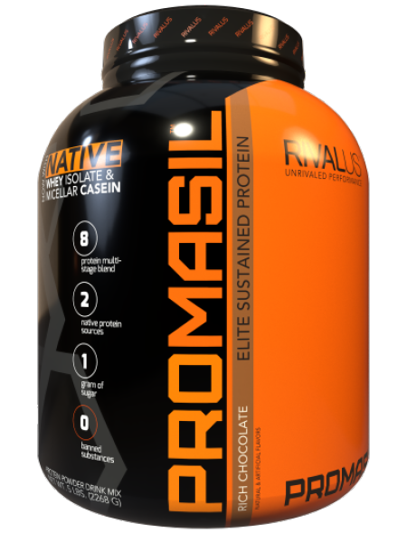 Buy Rivalus Promasil 5lbs (Assorted flavours) expiry: 2022 Singapore