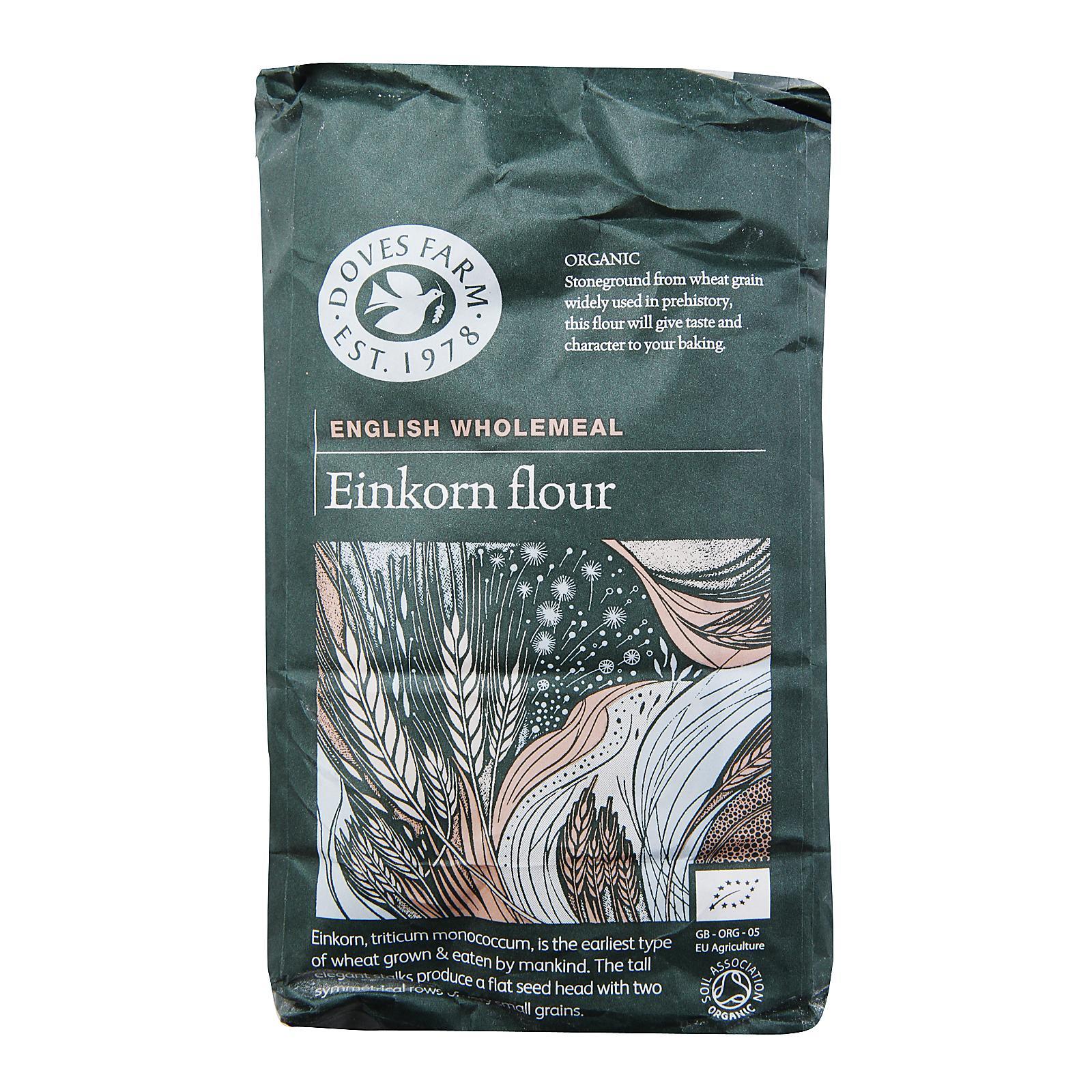 Doves Farm Organic English Wholemeal Einkorn Flour