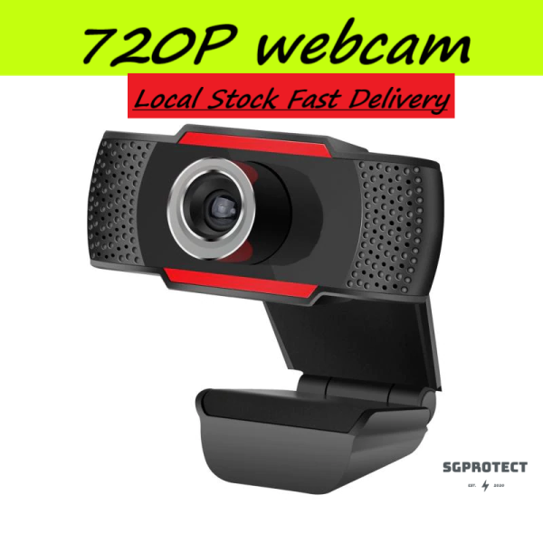 Local Webcam with microphone, webcam 1080p/720p/480p Fast Shipping for Computer/ PC/Laptop/Mac - Live Broadcast Video Calling Conference Work