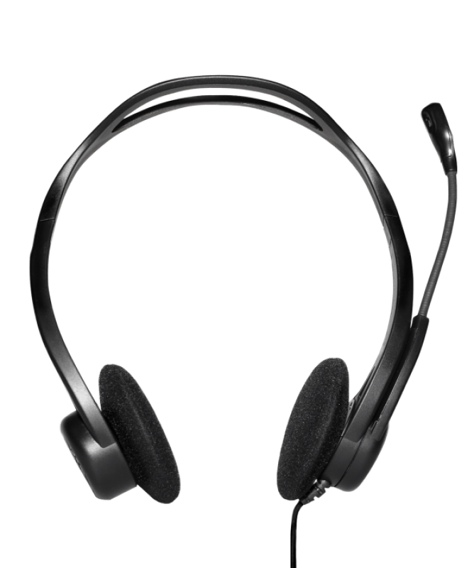 Logitech H370 USB Wired Headset With Inline Audio Singapore