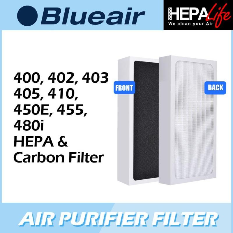 BLUEAIR 401 402 403 410B 450E SMOKESTOP Compatible Filter  - Hepalife Singapore