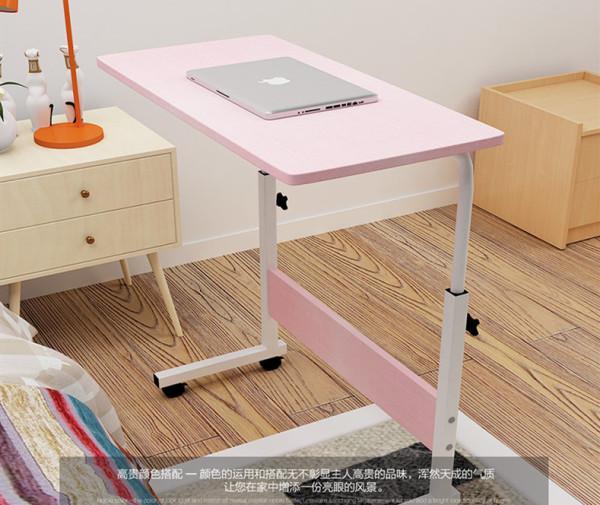 Minimalist Stylist Movable Height Adjustable Computer Laptop Study Table Desk