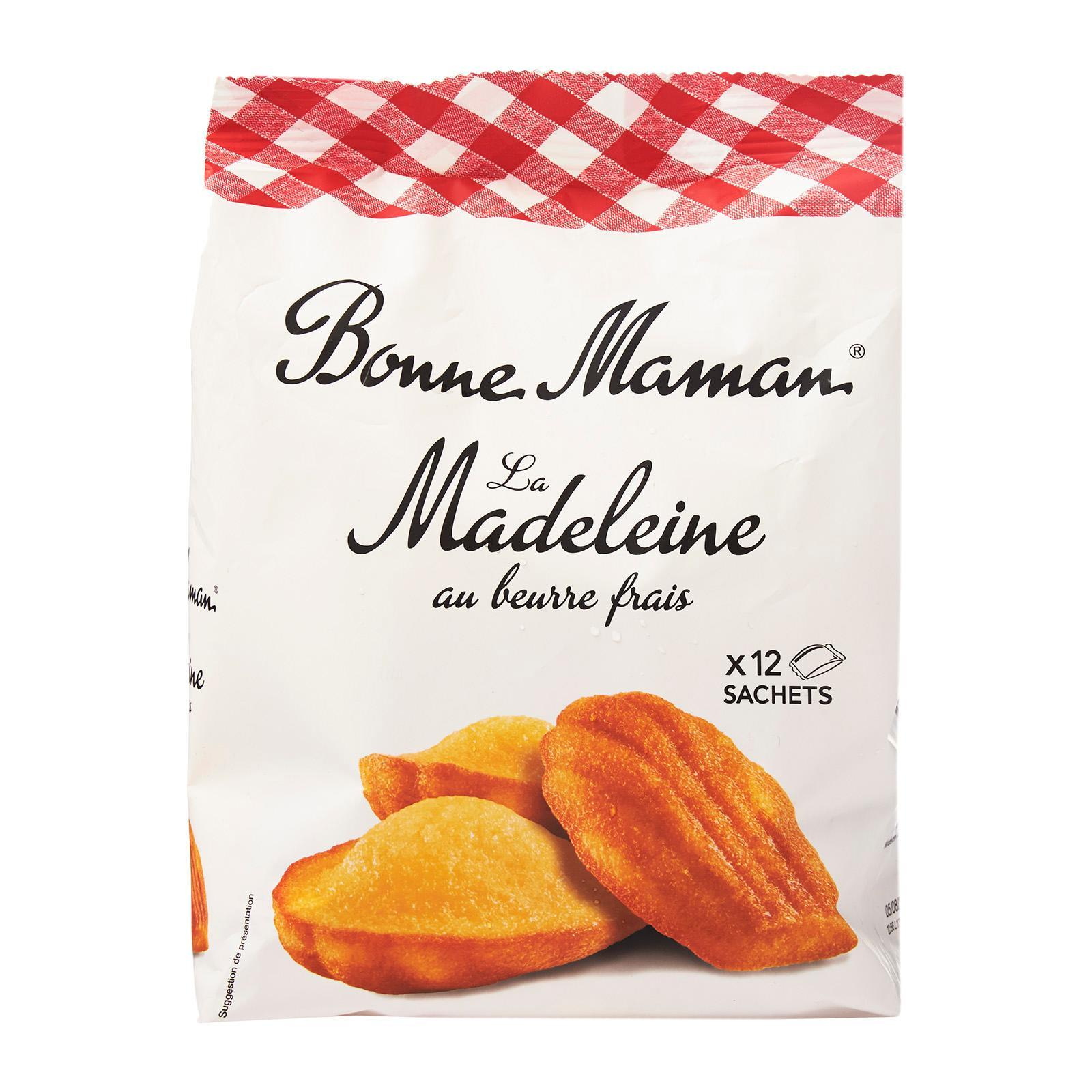 Bonne Maman Original Madeleines By Redmart.