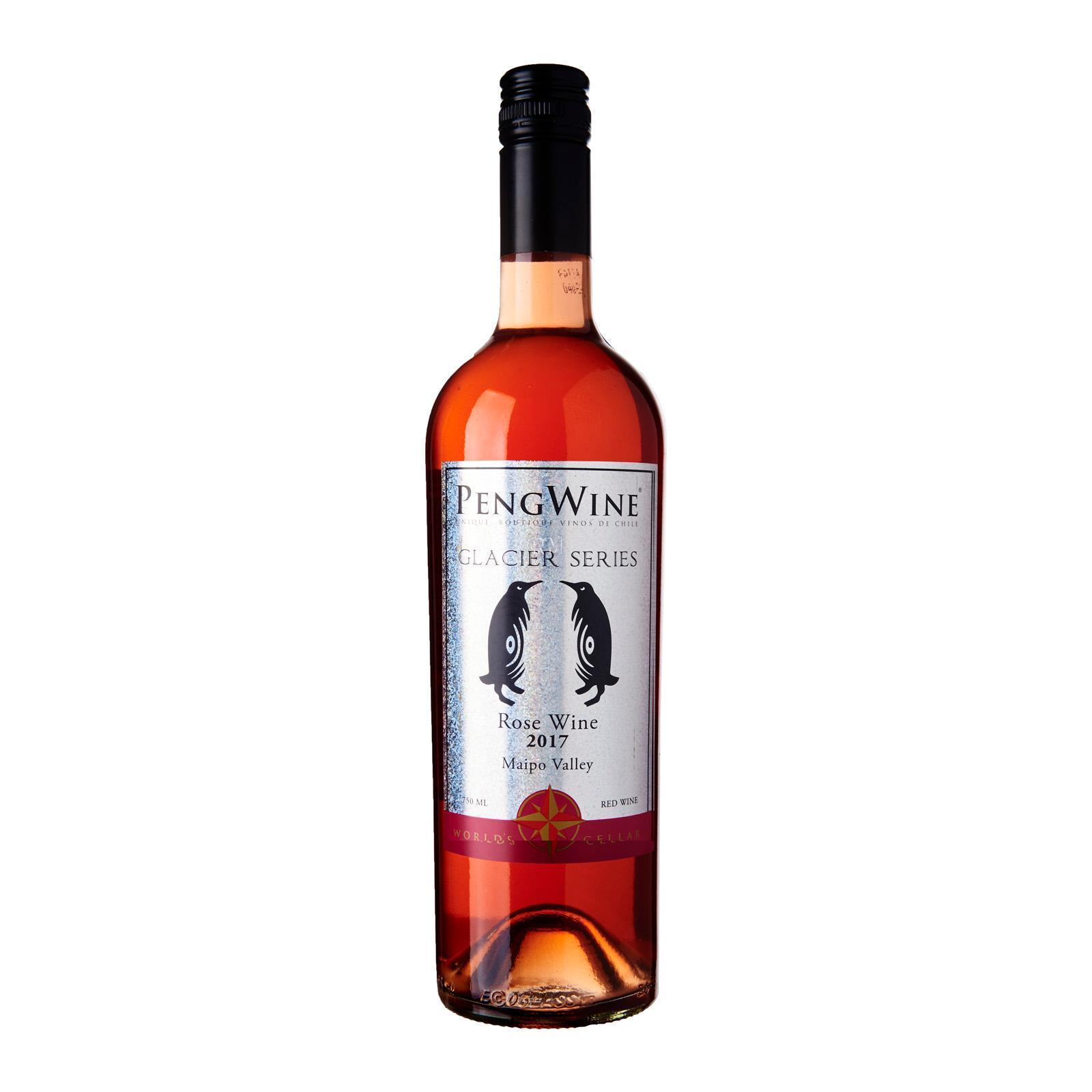 World's Cellar PengWine Chilean Rose Wine