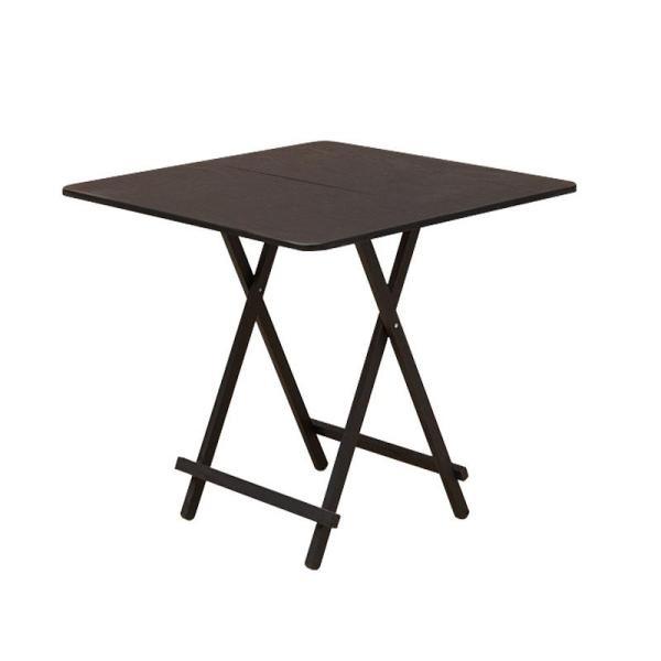 SOL HOME ® Midfold Foldable Table 80cm (w) x 80 cm (b) x 74 cm (h) by ShopOnlineLah (Furniture)