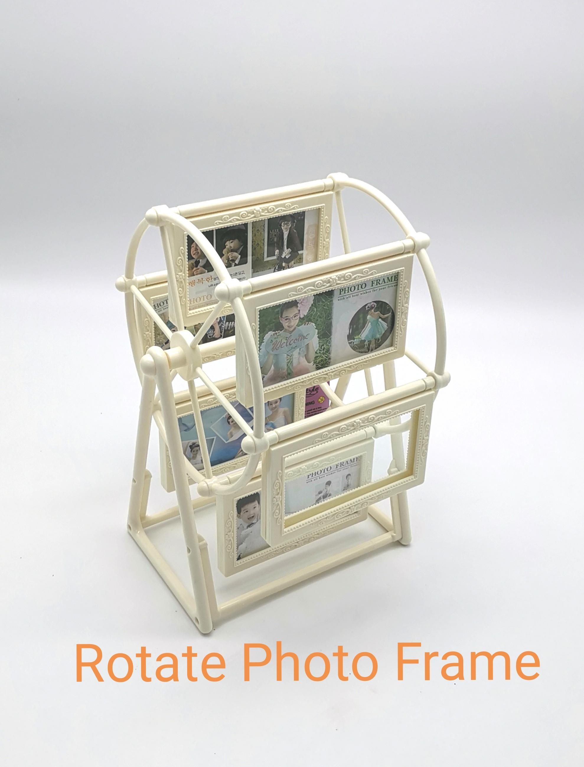 Rotate Photo Frame ( Mini Size )