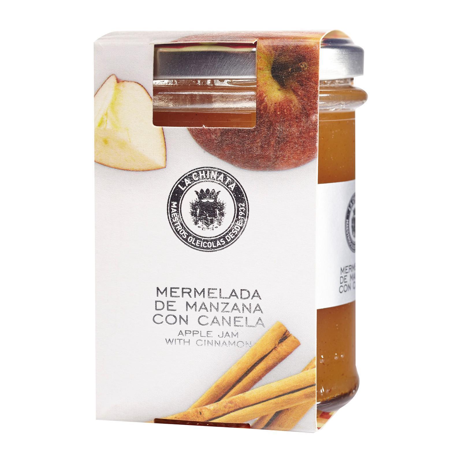 La Chinata Apple and Cinnamon Spanish Jam - By TANINOS