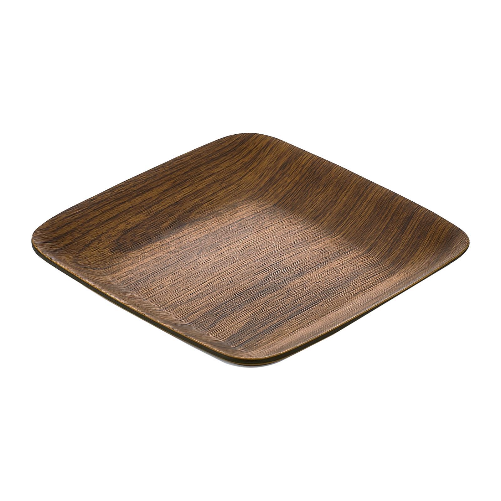 Evelin Square Plate 23.5cm