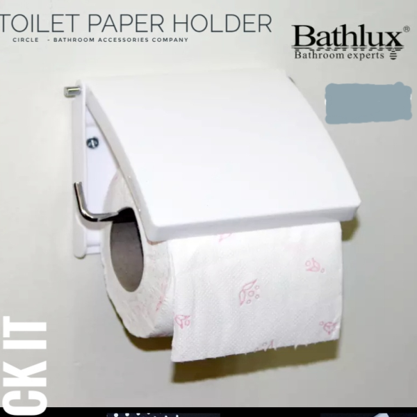 CIRCLE Toilet Paper Holder