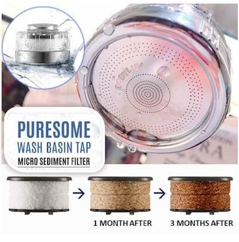 Buy (BODYLUV) PURESOME WASHBASIN TAP - COCOMO Singapore