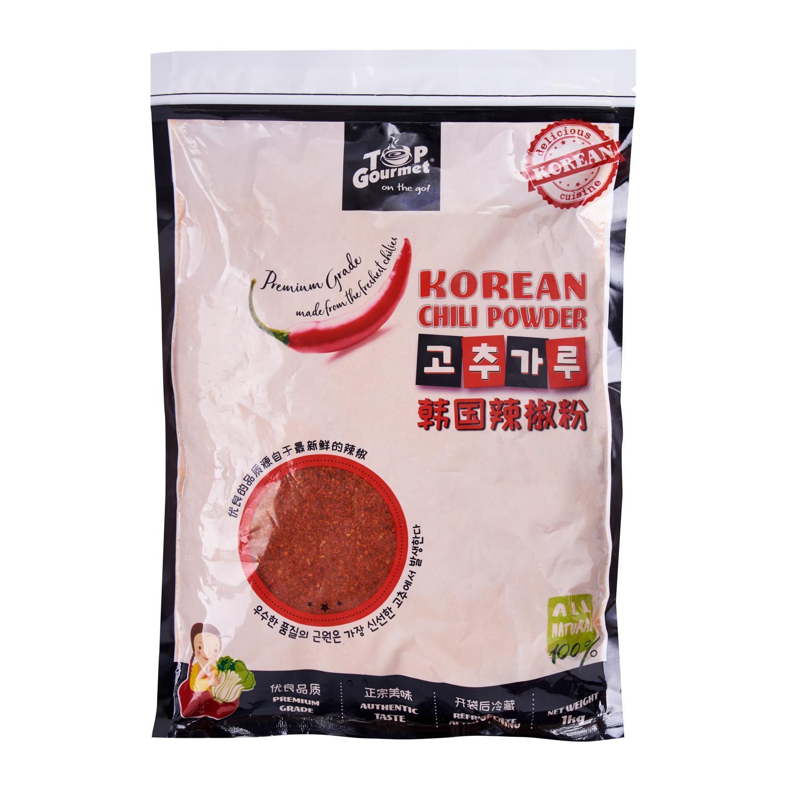 Top Gourmet Korean Chili Powder 1 Kg