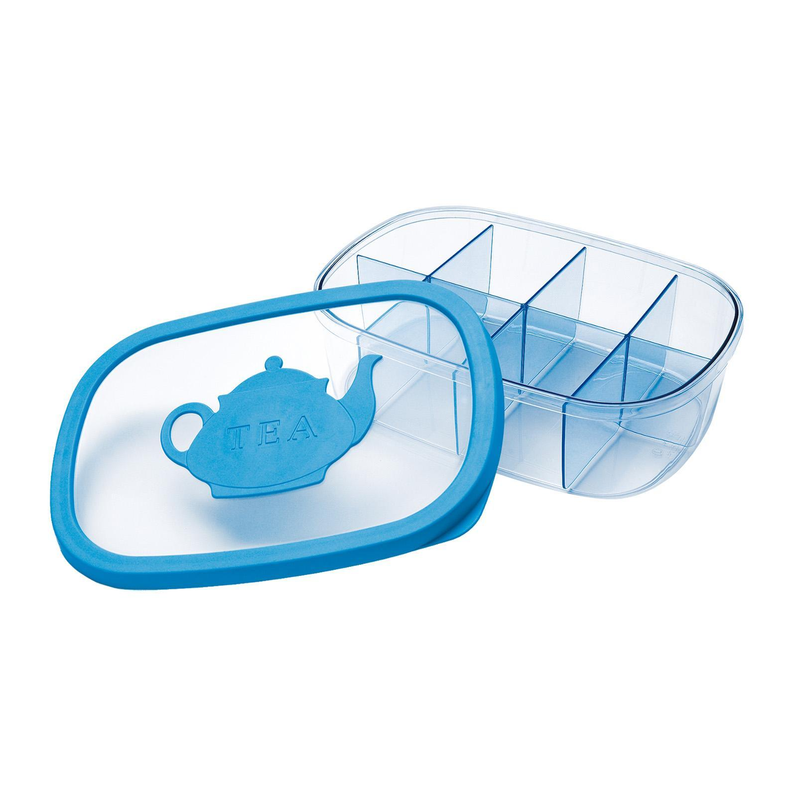 Snips Tea Bag Holder - Blue 3L